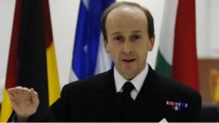 الأدميرال راس هاردينج، نائب قائد عمليات الناتو على ليبيا