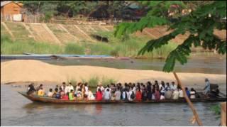 Burmese returning home