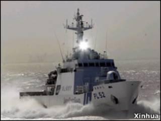 日本海上保安廳巡邏艦