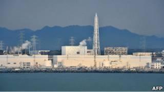 """Здание АЭС  """"Фукусима-1"""""""