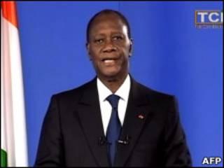 Tổng thống Alassane Ouattara