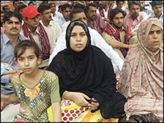 جئے سندھ تحریک کے کارکن