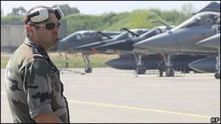 Силы НАТО в Ливии