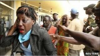 Пострадавшие сторонники Гбагбо