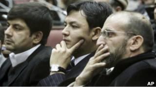 اعضای مجلس نمایندگان افغانستان