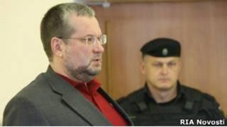 Николай Капранов дает показания в суде