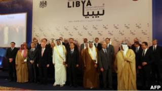 اجتماع مجموعة الاتصال الدولية الخاصة بليبيا في الدوحة