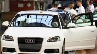Motar kamfanin Audi