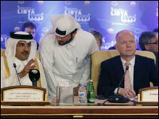 Taron Doha a kan Libiya