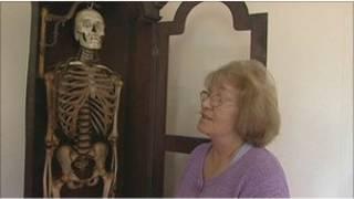 瑪麗和約翰的遺骨