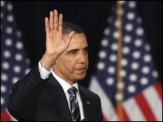 Shugaba Barack Obama