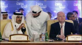Зустріч у Катарі