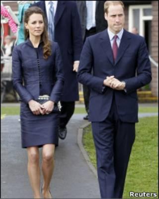 Kate Middleton da Yarima William