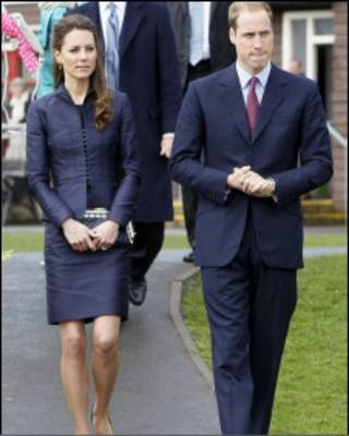 Ziyarar William da Kate zuwa Lancashire