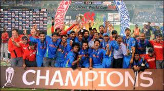विश्व चैम्पियन भारतीय टीम