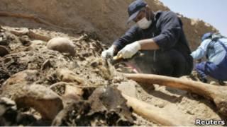 иракский археолог