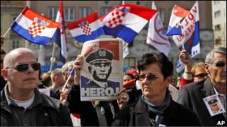 Для багатьох хорватів генерал Готовіна - герой
