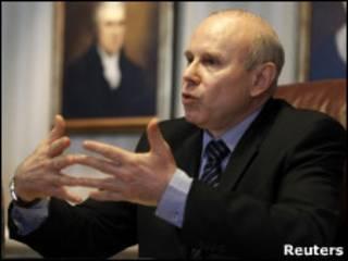 O ministro da Fazenda, Guido Mantega (Reuters)