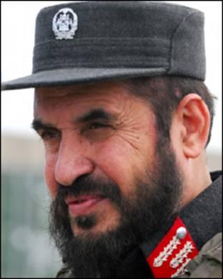 خان محمد مجاهد
