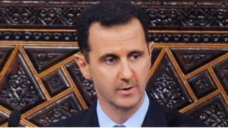 Shugaba Bashar Assad na Kasar Syria