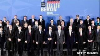 Cumbre de la OTAN en Berlín