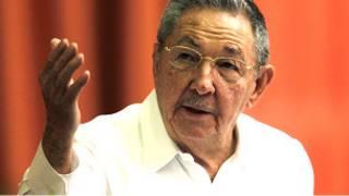Рауль Кастро, президент Кубы