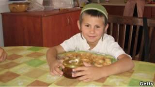 11-летний Йоав Фогель