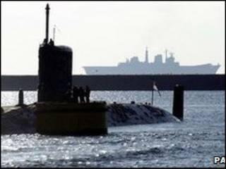 Tàu ngầm (ảnh minh họa)