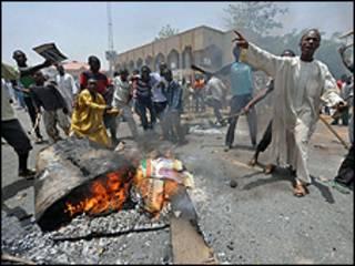 Wafuasi wa Generali Buhari