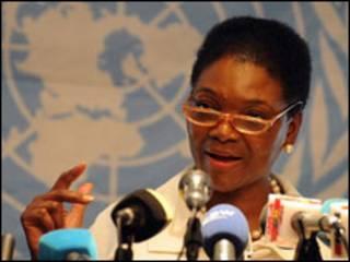 UN's humanitarian affairs chief