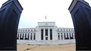Federal Reserve. Getty