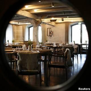 noma restaurant copenhague, denmark