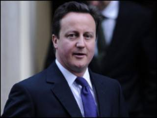 David Cameron, em foto de março de 2011 (AFP)