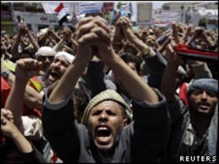 yemen protests