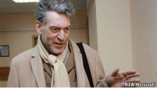Музыкальный критик Артемий Троицкий