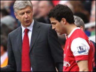Arsenal na shirin sayen sabbin 'yan wasa