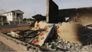 أحداث العنف في نيجريا