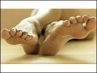 पैरों के नाखून