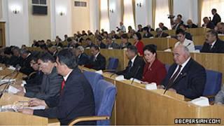 پارلمان تاجیکستان