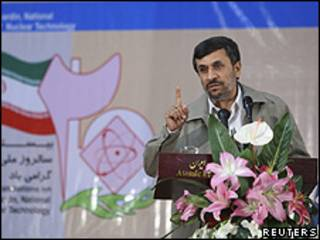 Mahmoud Ahmadinejad (Reuters)