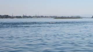 النيل عند الاقصر