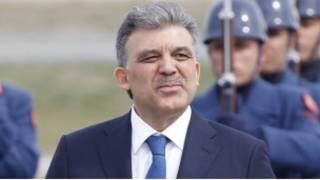 الرئيس التركي عبد الله غل