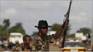 Ingabo za Ouattara zasubiranyemo