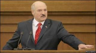 Президент Білорусі