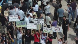 Imyiyerekano muri Syria