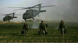 هلی کوپتر ناتو در افغانستان