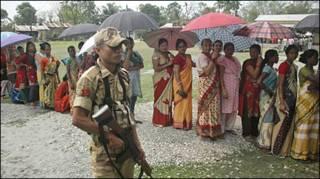 पश्चिम बंगाल के मतदाता