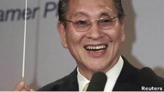 Norio Ohga, ex presidente de Sony
