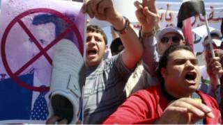 反阿薩德示威