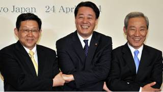 اتفاق تجاري ثلاثي